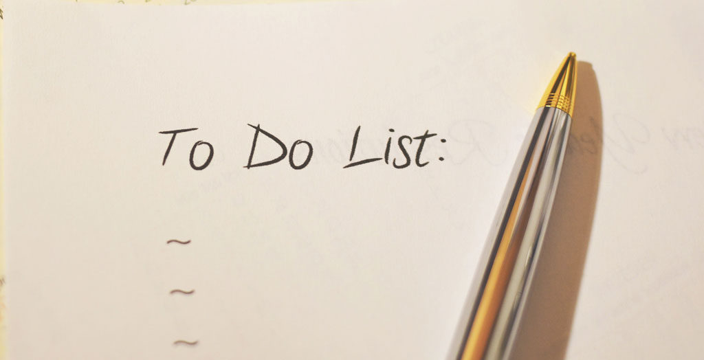 To Do Diary for Effective Time Management
