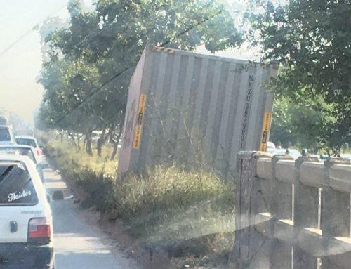 Lahore Development Authority – Refused to Build a Bridge