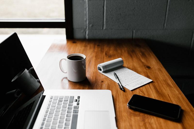 writer work environment