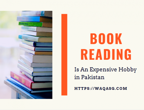 How Book Reading is an Expensive Hobby in Pakistan