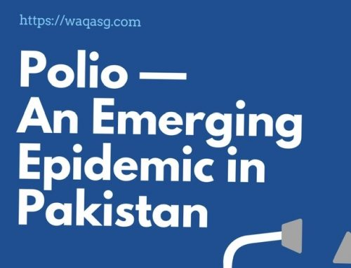 Polio — An Unaddressed Epidemic in Pakistan