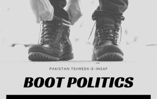 Boot politics