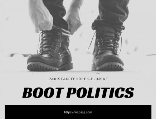 PTI and Boot Politics