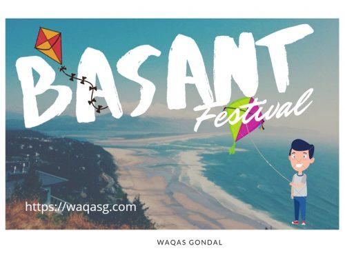 Basant — A harmonic Festival