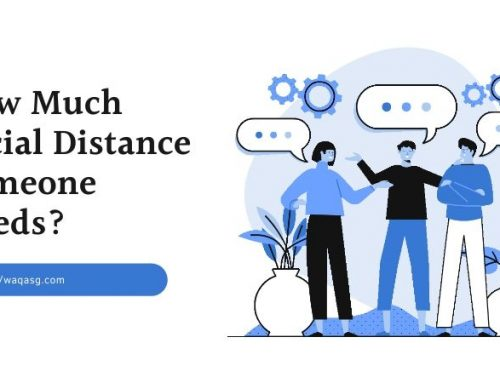 How Much Social Distance Someone Needs?