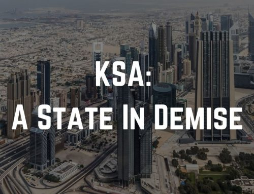 KSA: A State In Demise