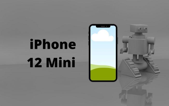 iPhone 12 Mini art