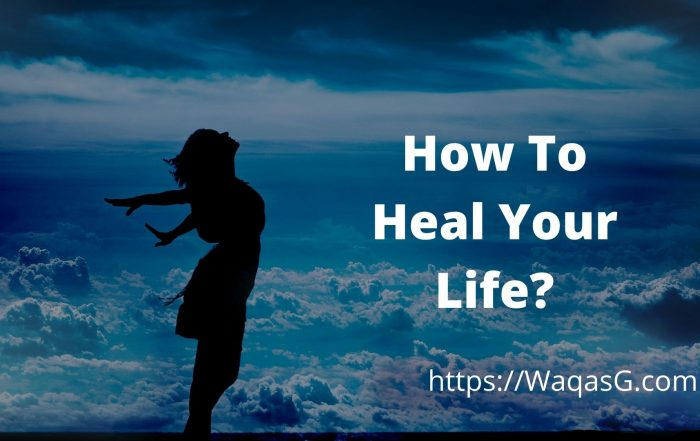How To Heal Your Life art