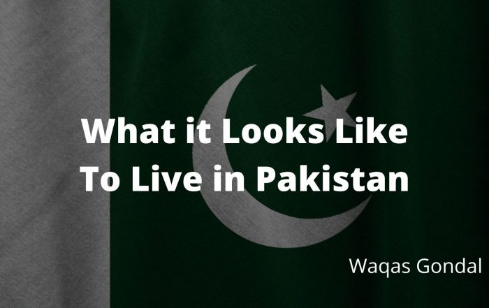 What it Looks Like To Live in Pakistan art.